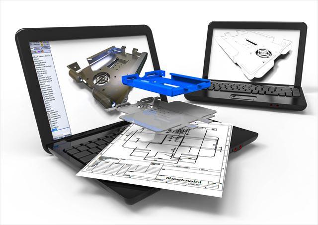 製図に使われるCADソフトってどんなものなの?